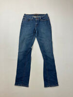 LEVI'S BOLD CURVE STRAIGHT Jeans - W28 L32 - Blue - Great Condition - Women's