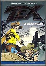 Tex Collezione Storica Colori Gold 11 La Grande Vallata,Aa Vv  ,Bonelli Per L'Es