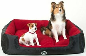 Loving Care Pet Products Ultra Supreme LOUNGER Style Pet Bed. (XXL = 125 cm x 90