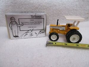 1999 Ertl Minneapolis-Moline G750 tractor National Show 1/43 scale & box lot T