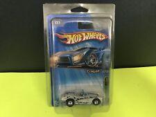 1958 Corvette Treasure Hunt Hot Wheel- In Protective Case-2004 Mattel
