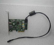 HP 743098-002 Thunderbolt-2 PCI-E x4 I/O Card Lightning Extension Card w/ Cable