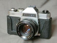 APPAREIL PHOTO ARGENTIQUE : CHINON -CS  ZOOM AUTO CHINON  55 mm