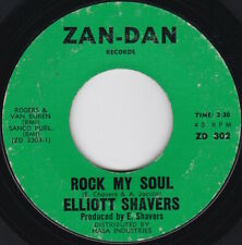 Soul / R&B--Elliott Shavers--Rock My Soul / Butter Beans