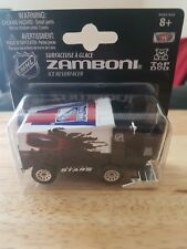 1 x RARE Top Dog NHL 1:50 Scale Die-cast Zamboni - New York Rangers Dallas Stars