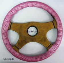 Lenkradhülle Kamei AVUS Hollywood pink Lenkradbezug Lenkradschoner rosa