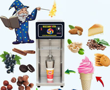 CE DQ Snowstorm Machine Commercial Blizzard Ice Cream Machine Shaker Mix Blender