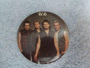 U2 War Era Badge