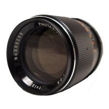 PHOTAX-Paragon 135 mm Objectif f2.8 - M42 Manual Focus