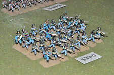 25mm Napoleonic bavarian 32 infantry (4340) painted metal