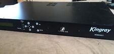 Kingray KDM401 Quad AV input digital modulator