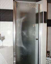 Duschabtrennung Nischentür Duschtür Tür Nische 100 x 190 Neu Satiniert