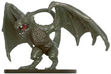D&D Miniatures Wyvern 42/60 R DUNGEON di terrore