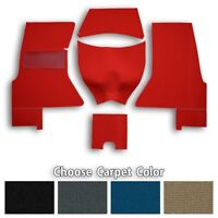 Complete Daytona Replacement Carpet Kit fits Corvette C1 - Choose Color