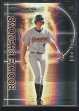 JOHN BUCK 2002 DONRUSS #7 RC ROOKIE PHENOMS ASTROS SP #0921/1000