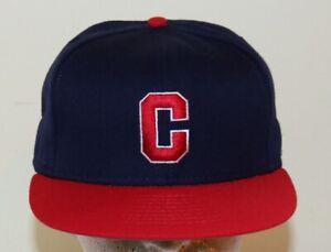 NEW Indianapolis Clowns 1949 Replica Negro League Blue Cap Hat Size 7 3/8 No Tag