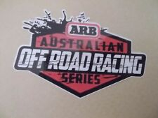 ARB Off Road Racing Shocks 4X4 Sticker Decal Rally Helmet Racing Go Cart Buggy