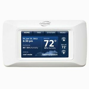Ctk04AE Communicating Thermostat Goodman Amana Daikin T-stat