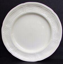 """Gien Cream Pont aux Choux Grains de Rix 10-7/8"""" Dinner Plate (s) France"""
