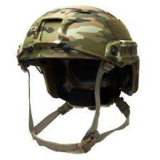 EMERSONGEAR Tactical Helmet Mich Fast Taktischer Helm Paintball Airsoft