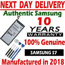 New Original Genuine Battery Samsung Galaxy S7 SM-G930 EB-BG930ABE + Tools UK
