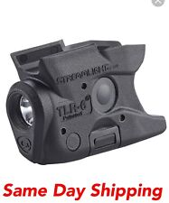 Streamlight 69283 Tactical Black TLR-6 Rail Mount Flashlight For S&W M&P Shield