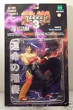 EPOCH ACTION FIGURES TEKKEN 3 JIN KAZAMA 1/10 SCALE ACTION FIGURE