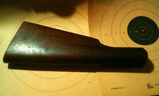 Antique Model 1885 Winchester High/Low Wall Butt stock  No hardware, Rare!