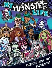 Monster High Hardback Activity & Reading Book 2 Pack Gift Set - New