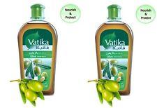 X2 Dabur Vatika Enriched Olive Hair Oil, 200ml