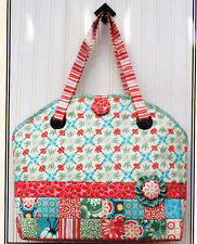 PATTERN - Swanky Bag - fabulous pieced bag PATTERN - This & That