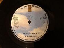 B.A. Robertson. Kool en el Kaftan. 1980 clásico golpe solo UNPLAYED nuevo como nuevo