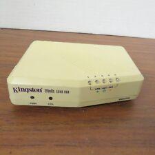 + Kingston Technology EtheRx KNE5TP/H 5-Port External Hub - No Adapter