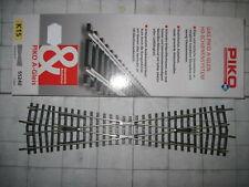 PIKO 55240 - A-Gleis HO 2,5mm - K15 - Kreuzung 15° - Länge 239mm