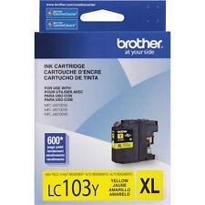 Gelbe Tintenpatronen für Brother Drucker