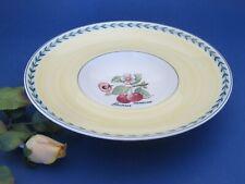 VILLEROY&BOCH  FRENCH GARDEN   Gourmetteller, Pastateller ca. 28,5 cm  V&B