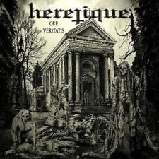 "Heretique ""Ore Veritatis"" CD [THRASHING DEATH/BLACK METAL FROM POLAND]"