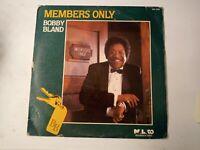 Bobby Bland – Members Only Vinyl LP 1985