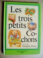 Livre Les trois petits cochons pour les 2 à 6 ans /A3