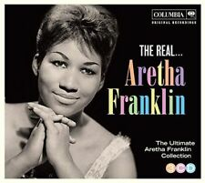 Aretha Franklin: The Real... - The Ultimate Collection [New & Sealed] 3 CDs