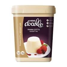 NESTLÉ  Docello Panna Cotta Dessert Mix 2kg by Nestle - FREE POST