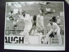 Cricket Press Photo- PETER SLEEP in 1988 Australia v England Test Match