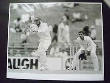 Cricket Press Photo- PETER SLEEP in 1988 Australia v England Test Match