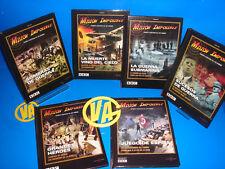 Pelicula SERIE DOCUMENTAL EN DVD  buen estado MISION IMPOSIBLE 6 dvds BBC