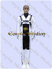Macross Robotech Roy Fokker Flightsuit Cosplay Costume_commission657