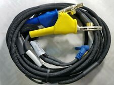 Fluke Networks 3330508-005 Alligator ABN Bed Of Nails Clip Set Cable Test Lead