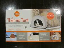 K&H Thermo Tent (Med) Heated just Plug In Gray