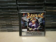 Rayman Ps1 Psone Playstation 1