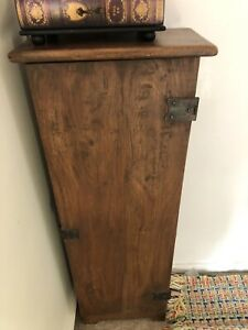 Solid Indian Wood Cabinet - 80 CDs - With Door - Lockable