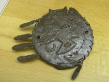 Marx Toys Johnny West Indian Brown Shield 1/6 Scale Figure Accessory